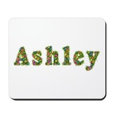 Ashley Floral Mousepad
