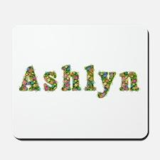 Ashlyn Floral Mousepad