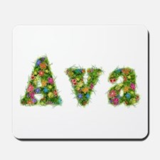 Ava Floral Mousepad