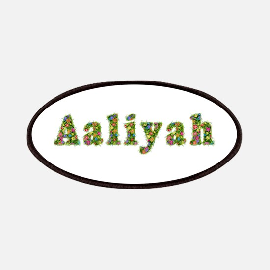 Aaliyah Floral Patch
