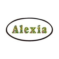 Alexia Floral Patch