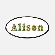 Alison Floral Patch