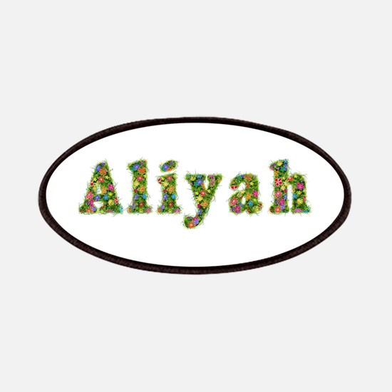 Aliyah Floral Patch