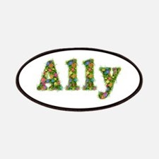 Ally Floral Patch