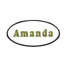 Amanda Floral Patch