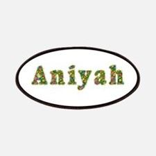 Aniyah Floral Patch