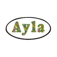 Ayla Floral Patch