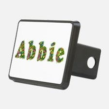 Abbie Floral Hitch Cover