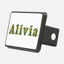 Alivia Floral Hitch Cover