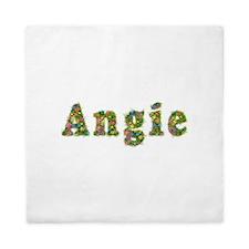 Angie Floral Queen Duvet