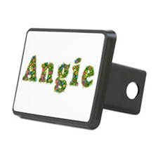 Angie Floral Hitch Cover