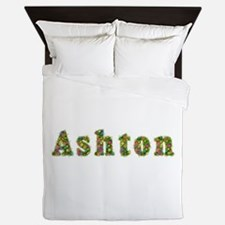 Ashton Floral Queen Duvet