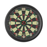 Dartboard Giant Clocks