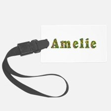 Amelie Floral Luggage Tag