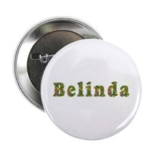 Belinda Floral Button