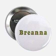 Breanna Floral Button
