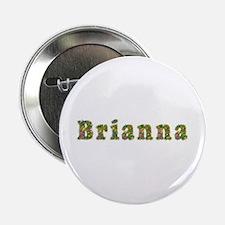 Brianna Floral Button