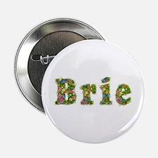 Brie Floral Button
