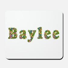 Baylee Floral Mousepad