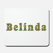 Belinda Floral Mousepad