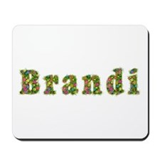Brandi Floral Mousepad