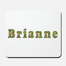 Brianne Floral Mousepad