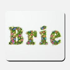 Brie Floral Mousepad