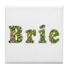 Brie Floral Tile Coaster
