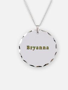 Bryanna Floral Necklace