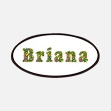 Briana Floral Patch
