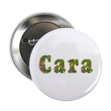 Cara Floral Button