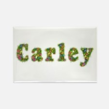 Carley Floral Rectangle Magnet