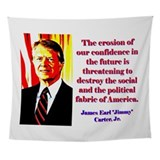 Political Wall Tapestry