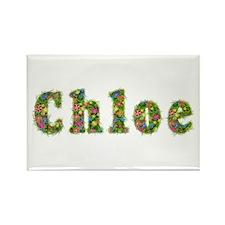 Chloe Floral Rectangle Magnet