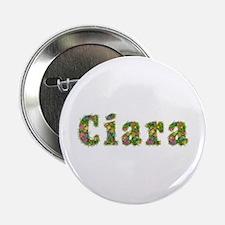 Ciara Floral Button