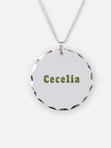 Cecelia Floral Necklace