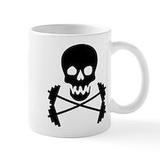 weight lifting Mug