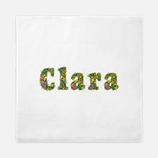 Clara Floral Queen Duvet