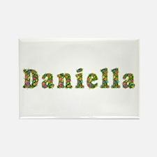 Daniella Floral Rectangle Magnet