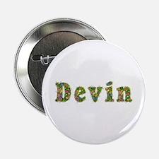 Devin Floral Button