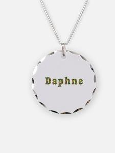 Daphne Floral Necklace