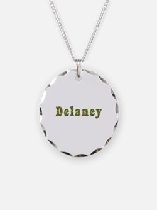 Delaney Floral Necklace