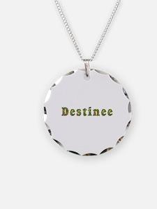 Destinee Floral Necklace