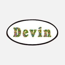 Devin Floral Patch