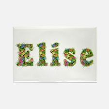 Elise Floral Rectangle Magnet
