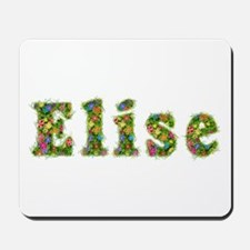 Elise Floral Mousepad