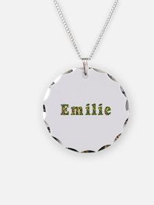 Emilie Floral Necklace