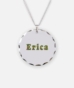 Erica Floral Necklace
