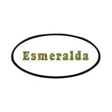 Esmeralda Floral Patch