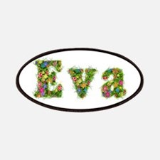 Eva Floral Patch
